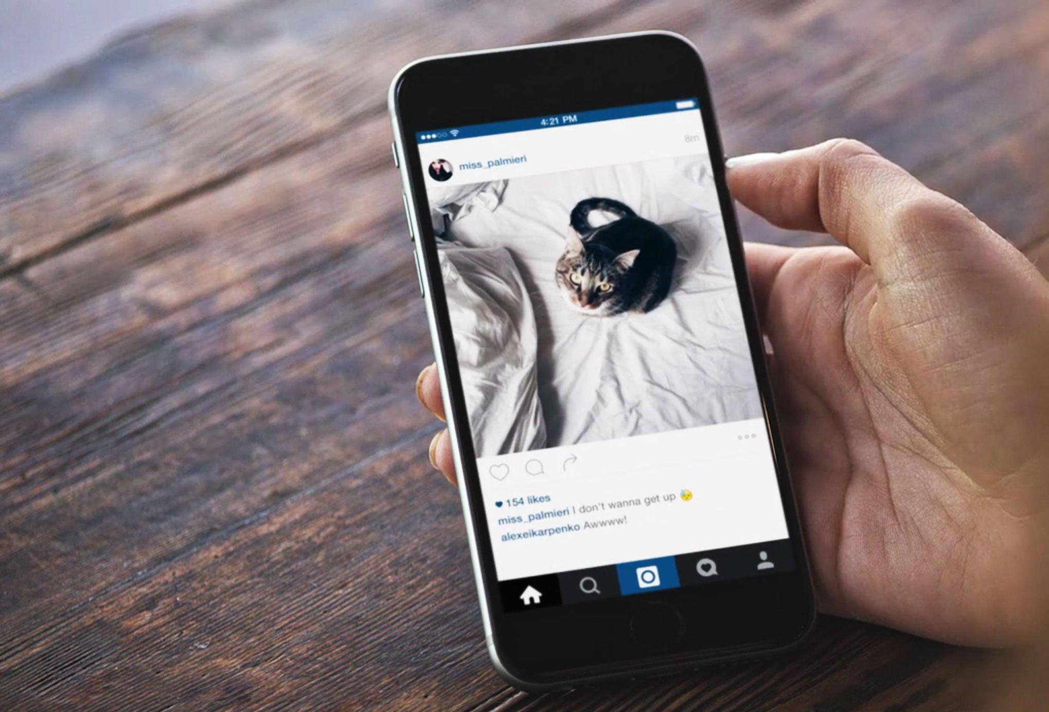 quotInstagramquot  социальная сеть  instagramcom  Отзывы
