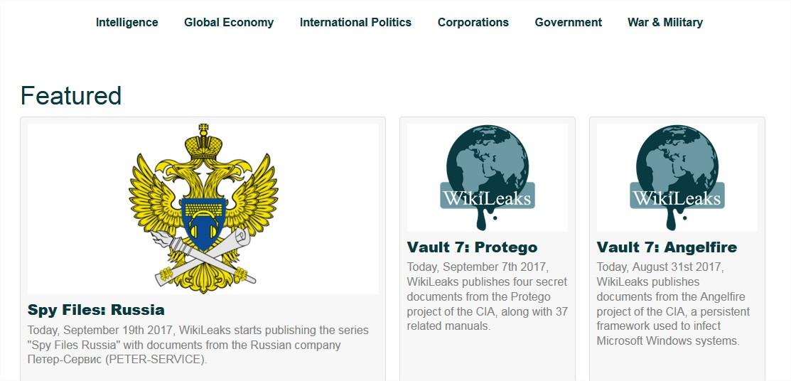 удалить компромат с Wikileaks.org