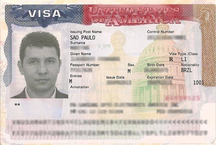 Виза L1 в США для тех, кто ничего не знает о визе L1 в США